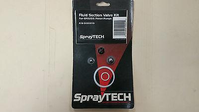 Spraytech Fluid Section Valve Kit For Ep2205 0295910