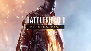 Battlefield 1 PS4 Premium Pass Season Pass Murdoch Melville Area Preview