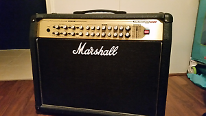Marshall AVT 275 Valvestate 2000 combo amp Byford Serpentine Area Preview
