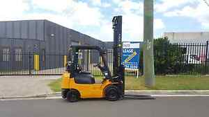 Forklift toyota 1.8 and 2.5 tonne toyota forklifts gas cheap Wetherill Park Fairfield Area Preview