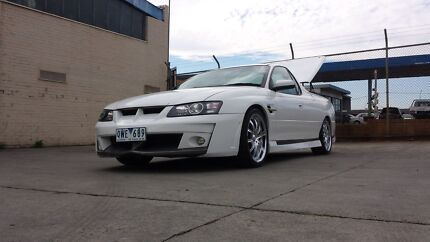 Holden Commodore Ute P Plate Legal  Meadow Heights Hume Area Preview