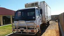 2003 Nissan UD refrigerated truck Whyalla Whyalla Area Preview