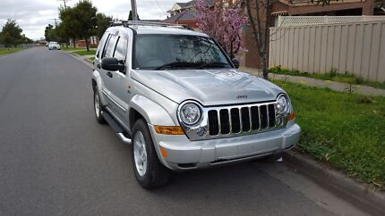 2007 Jeep Cherokee Navigator CRD Limited 2.8 Turbo Diesel Campbellfield Hume Area Preview