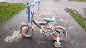 Push bike pink Nearly new Ringwood Maroondah Area Preview