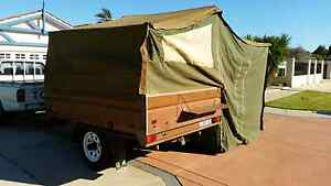 Off road camper trailer Landsdale Wanneroo Area Preview