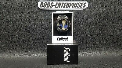 FALLOUT VAULT BOY WATCH EXCLUSIVE 111 RARE WATCH W-5