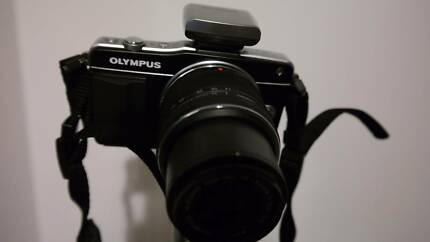 Olympus E-PM2 DSL Camera Eight Mile Plains Brisbane South West Preview