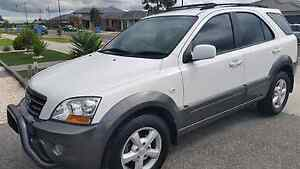 2007 Kia Sorento 2.5 liters Turbo Diesel 5 Speed Sports Automatic Cranbourne North Casey Area Preview