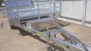 New Flat Top Trailer (Spray trailer) 12' x 7' 3.5t Welland Charles Sturt Area Preview