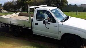 1998 Toyota Hilux Ute South Windsor Hawkesbury Area Preview