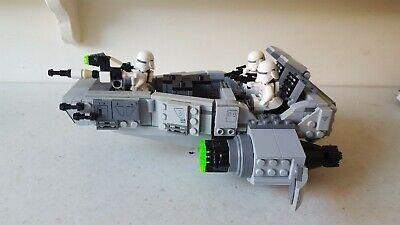 LEGO Star Wars 75100: First Order Snowspeeder 100% complete no instructions