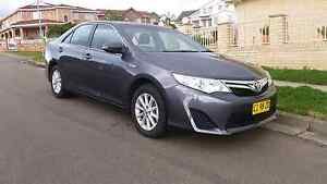 2013 TOYOTA CAMRY HYBRID H Wetherill Park Fairfield Area Preview