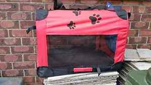 Dog/Cat Carrier / Crate fully breathable with zips East Devonport Devonport Area Preview