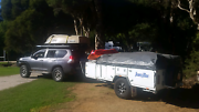 2014 Travel  Max ST Camper Trailer Offroad. Beldon Joondalup Area Preview