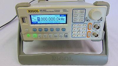 Rigol DG1022 2 Channel 20MHz Function / Arbitrary Waveform Generator