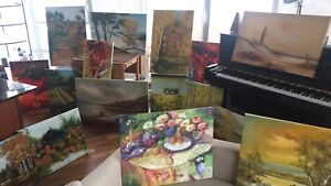 Liquidation Art Sale SUNDAY OCT 14th - Queensway and Windermere