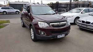 2012 Holden Captiva 5 Wagon AUTO TURBO DIESEL Williamstown North Hobsons Bay Area Preview