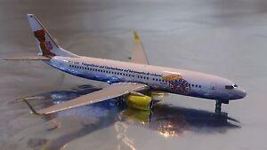 Herpa Wings 523400 TUIfly Boeing 737-800 100 Jahre Bärenmarke 1:500 New (PL) - Wroclaw, Polska - Zwroty są przyjmowane - Wroclaw, Polska