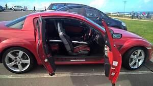2004 Mazda RX-8 Coupe Cooks Hill Newcastle Area Preview