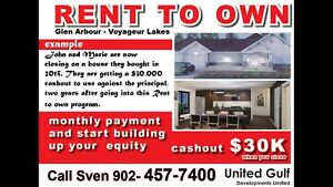 Rent to Own With United Gulf 902-457-7400