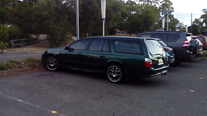 2004 Ba ford falcon wagon Muswellbrook Muswellbrook Area Preview