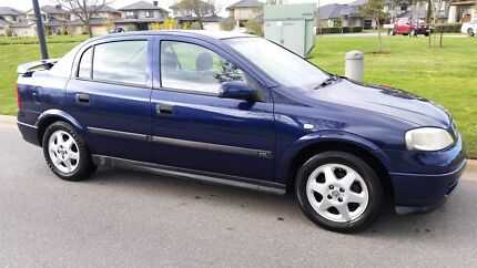 RWC / REGO 2000 Manual Astra CD Sedan Skye Frankston Area Preview