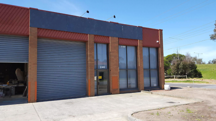 Wanted: Factory for lease - Factory at 2/603 Chandler Road, Keysborough