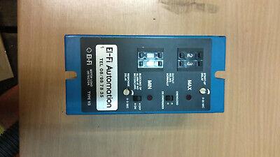 El-fi Automation Motor Load Detection V3 380