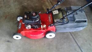 Rover Easystart 4 stroke mower with catcher and warranty Sunbury Hume Area Preview
