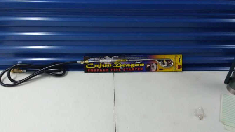 "Cajun Dragon propane fire starter ""Mini"""