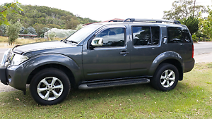 Nissan Pathfinder  ST-L 2012 4 x 4 Hahndorf Mount Barker Area Preview