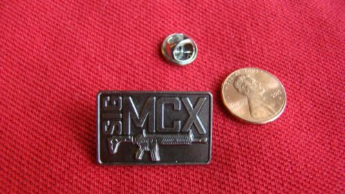 Sig Sauer MCX Rifle  Hat Lapel Pin