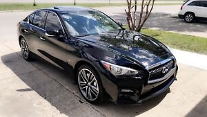 2014 Infiniti Q50s AWD W/ Technology package