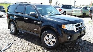 *** 2008 FORD ESCAPE ** ONLY 143KM ** LEATHER SEATS **