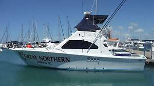 Black Watch 40' Dundowran Fraser Coast Preview