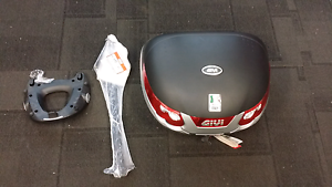 Er6n/f 12-16 givi luggage package South Melbourne Port Phillip Preview