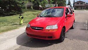 2006 Chevrolet Aveo Ls *LOW KMS*