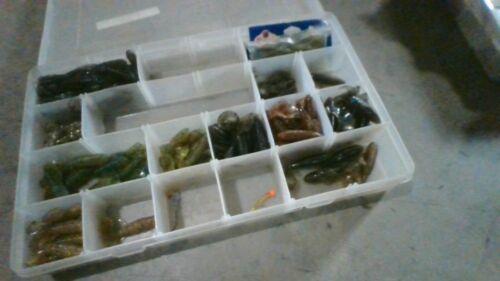 Box of Fishing Baits