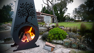 DELUXE OUTDOOR BRAZIER/FIRE PIT Stanthorpe Southern Downs Preview