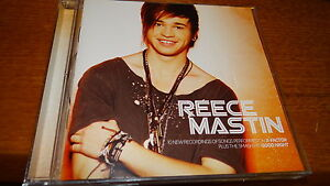 REECE-MASTIN-SELF-TITLED-LIKE-NEW-GOING-CHEAP