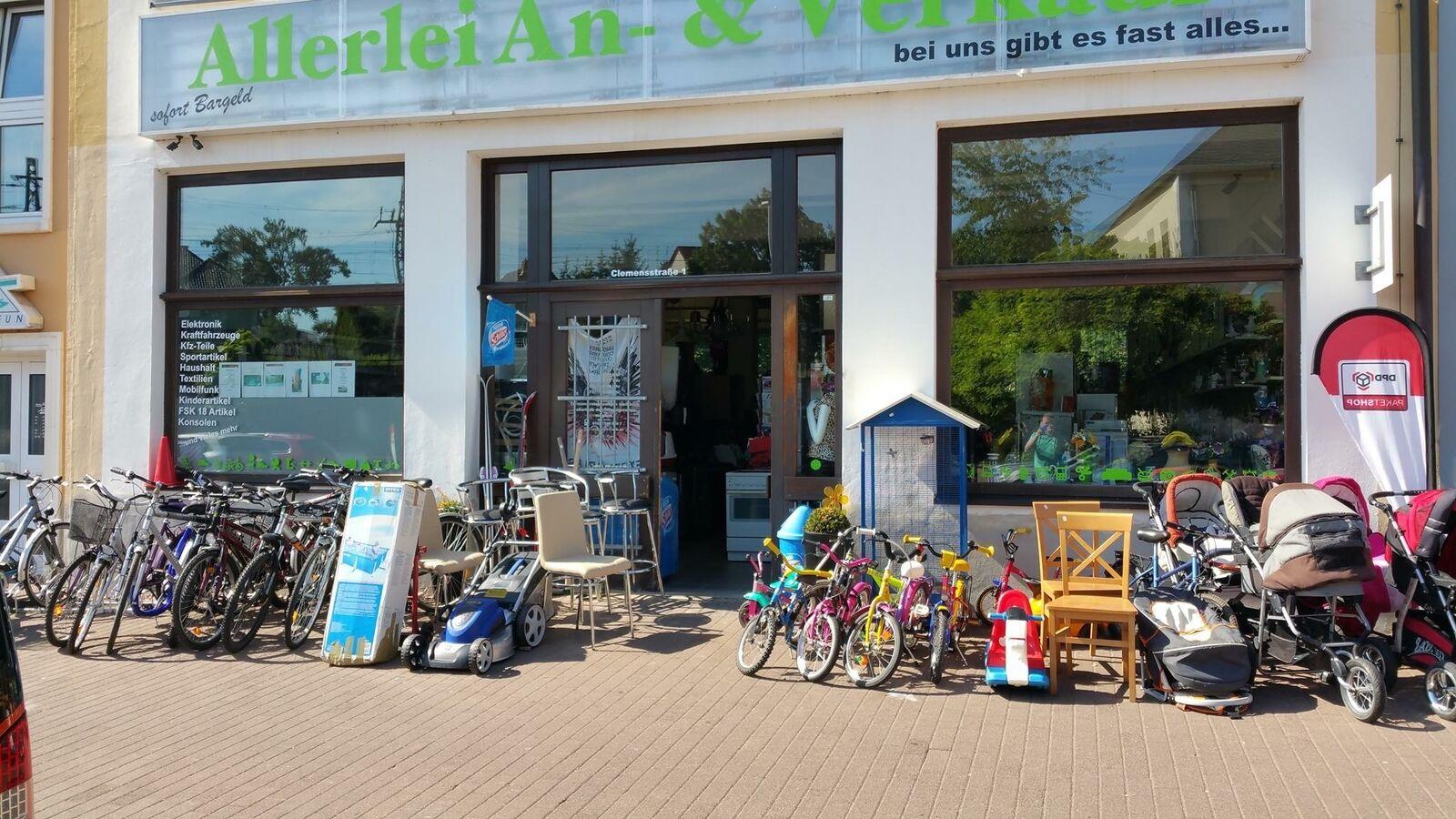 Allerlei An- & Verkauf Eisenach