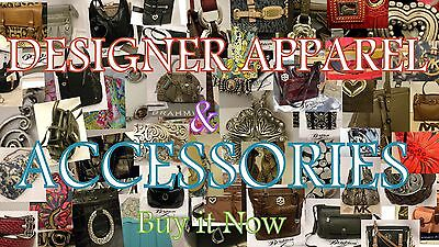 Designer Apparel and Accessories