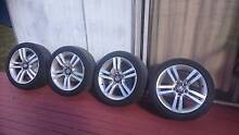 18inch Holden rims 245/45/18 Slacks Creek Logan Area Preview