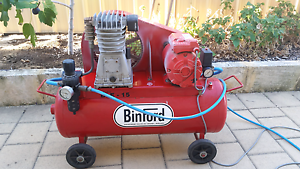 Binford Airmac Air Compressor - Australian made. Hocking Wanneroo Area Preview