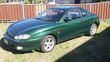 Hyundai 2  door coupe with sports exhaust West Tamworth Tamworth City Preview