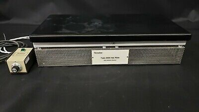 Thermolyne Thermo Scientific 12 X 24 Hot Plate 3200 Watt 240vac - Clean Tested
