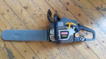 Ryobi 40cc Chainsaw