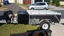 Off road camper trailer (hard floor) Caboolture Caboolture Area Preview