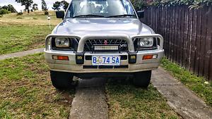 02 TRITON DUAL CAB GLX 2WD Hobart CBD Hobart City Preview