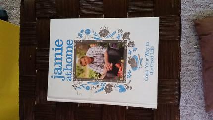 "Jamie Oliver cookbook ""Jamie at Home"""